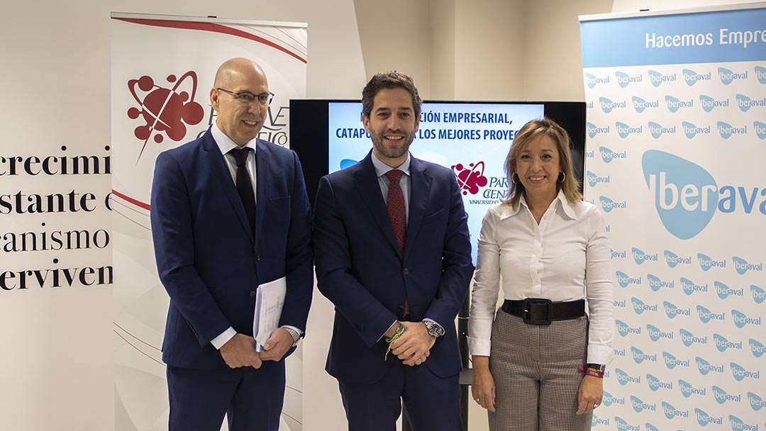 Carlos Martín Tobalina, César Pontvianne y Susana Pérez