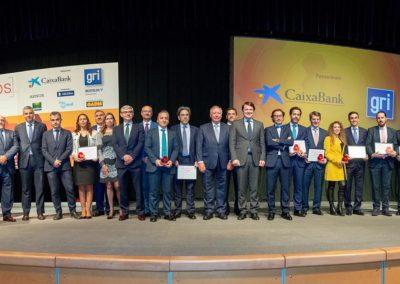 Iberaval vuelve a estar al lado de las empresas y entrega el premio a la mejor estrategia en mercados exteriores a Interob