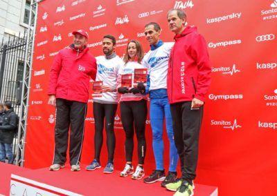 Iberaval gana la Carrera de las Empresas de Madrid en su categoría mixta
