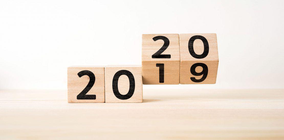 Cambio de año 2020