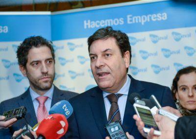 Iberaval propone en Burgos soluciones para la financiación empresarial en tiempos de incertidumbre
