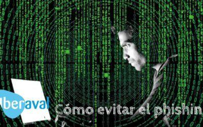 Cómo evitar el phishing