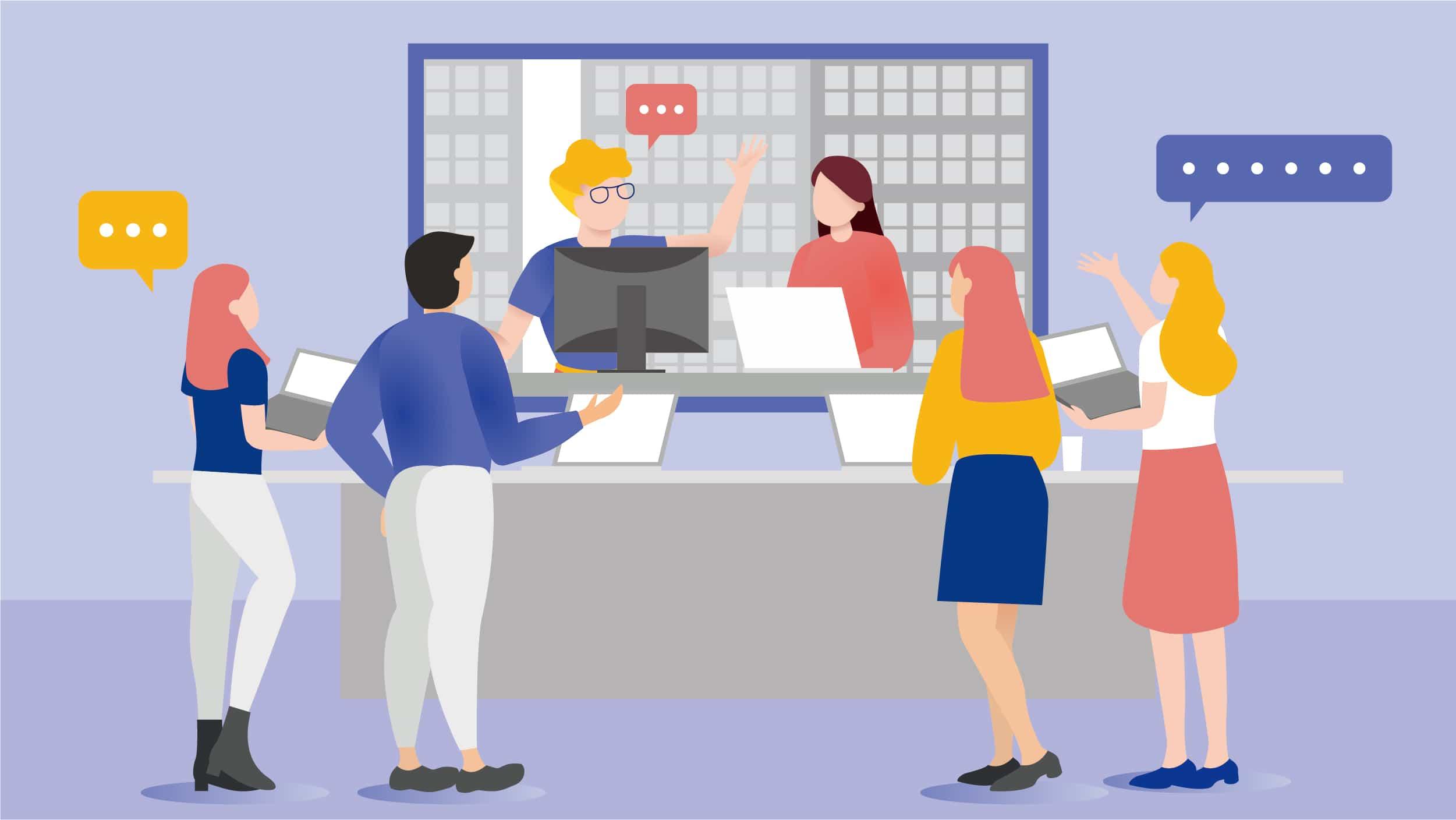 La videoconferencia como solución