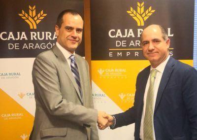 Bantierra e Iberaval impulsan el acceso a financiación para pymes con préstamos de hasta 750.000 euros