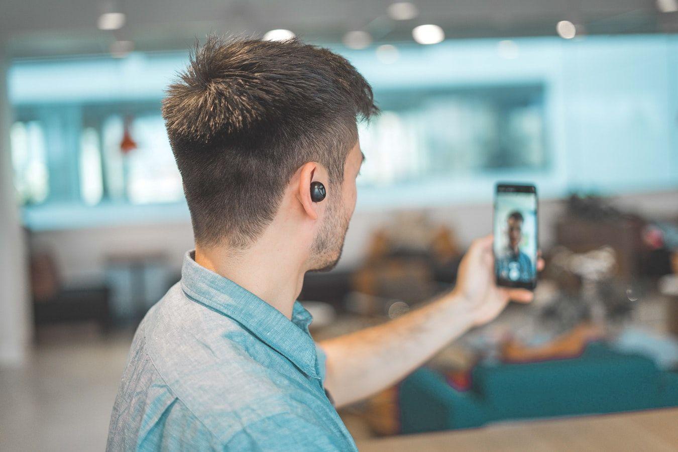 videoconferencia con el móvil