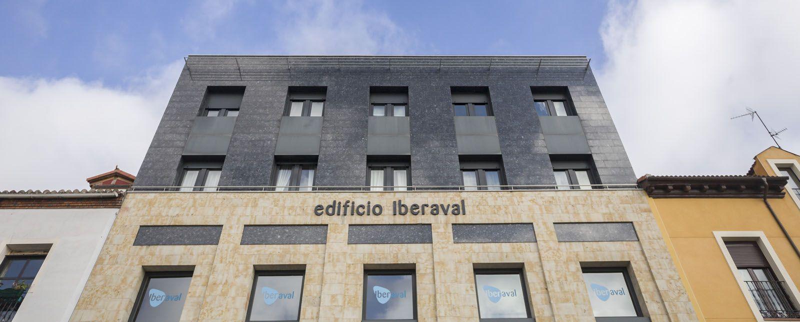 fachada de Iberaval