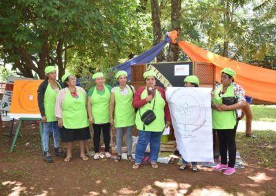 Manos Unidas completa el proyecto solidario de apoyo a las mujeres en Paraguay en el que ha colaborado Iberaval