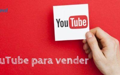 YouTube para vender