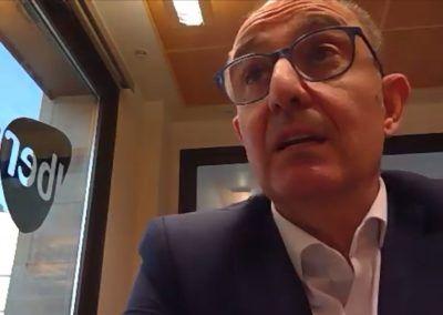 """Pedro Pisonero: """"Tenemos una crisis de liquidez, esencialmente, y esto lo solucionan las entidades financieras"""""""