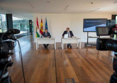 Iberaval participa en el Plan de Reactivación Económica para La Rioja de una manera activa