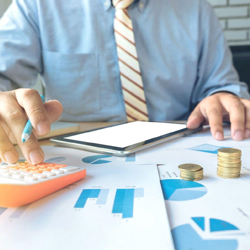 Cálculo de gastos de financiación