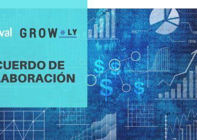 Iberaval y la plataforma de financiación participativa Growly unen fuerzas en beneficio de las pymes españolas