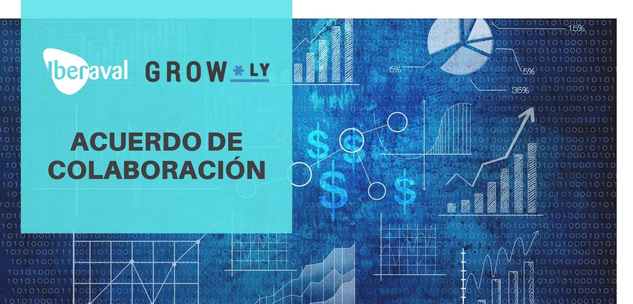 Acuerdo de colaboración con Grow.Ly