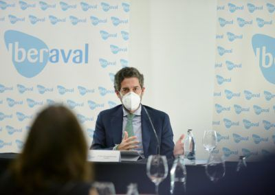 Iberaval supera los 30000 socios en julio y prevé derribar la barrera de los 380 millones en préstamos