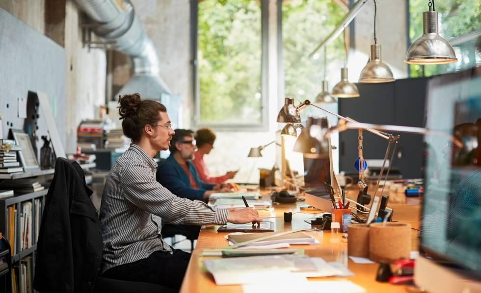 Trabajando en una start-up
