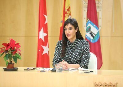 Iberaval y el Ayuntamiento de Madrid facilitarán financiación por más de 130 millones de euros a las pymes madrileñas