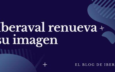 Nuevos tiempos, nueva imagen: Iberaval reestiliza su logotipo con motivo de su 40 aniversario
