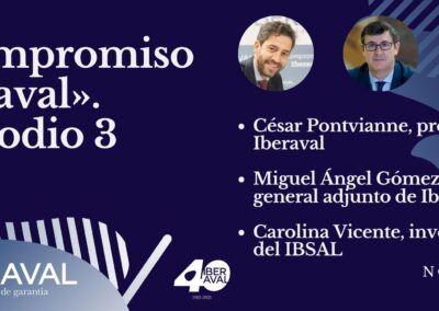 Podcast 3 de Iberaval: Balance de 2020, el riesgo financiero y la financiación científica