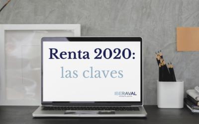 Renta 2020: las claves