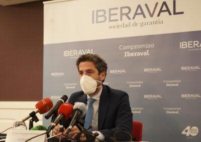 Balance de Iberaval en pandemia y durante el primer cuatrimestre de 2021