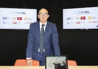Iberaval constituye junto a las SGR el fondo Aquisgrán, fuente complementaria de financiación a pymes y autónomos