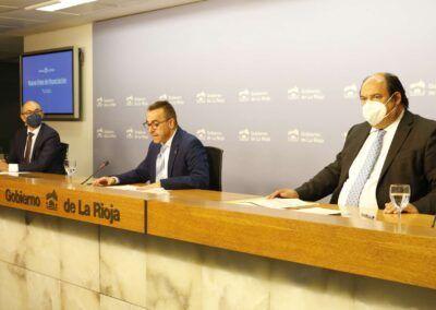El Gobierno de La Rioja respalda a los establecimientos turísticos y agencias de viaje con una línea de financiación dotada con 12 millones de euros