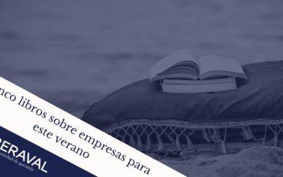 Cinco libros sobre empresas para este verano