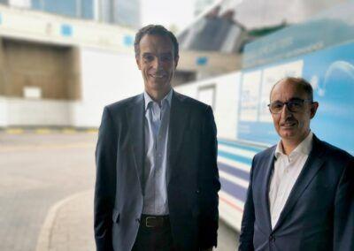 Iberaval y CONFEBUS mejoran el acceso al crédito del transporte de viajeros por carretera